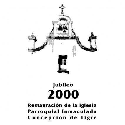 free vector Jubileo 2000