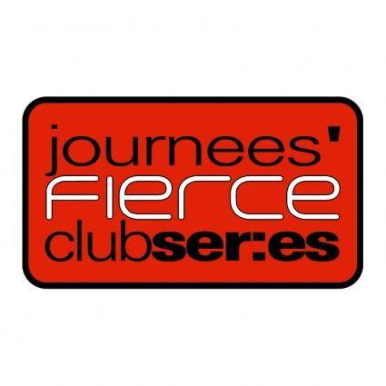 Journees fierce club series