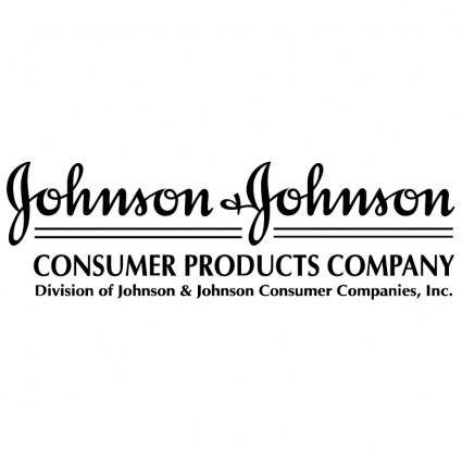 Johnson johnson consumer products company