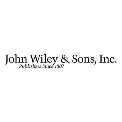 John wiley sons inc