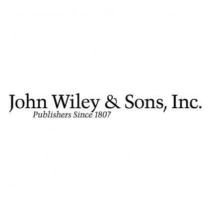 free vector John wiley sons inc