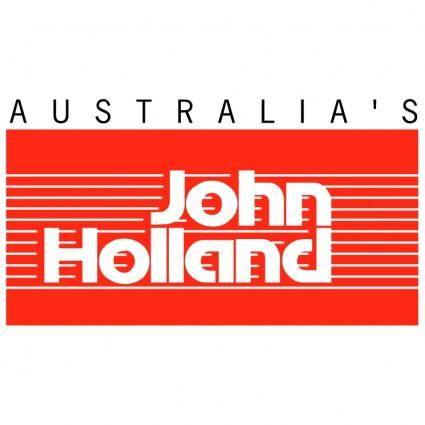 free vector John holland