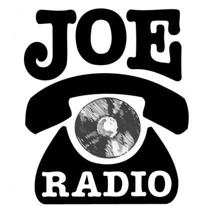 free vector Joe radio