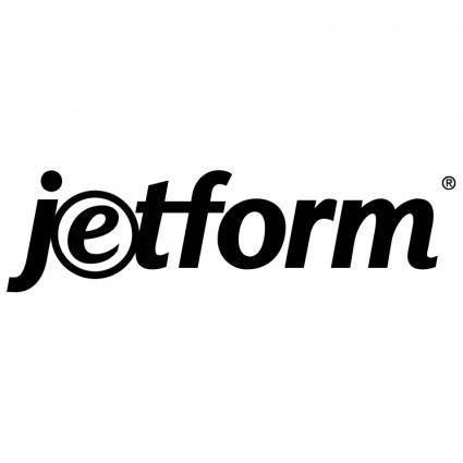 free vector Jetform