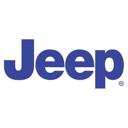 free vector Jeep 1