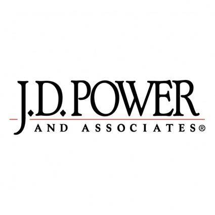 free vector Jd power and associates