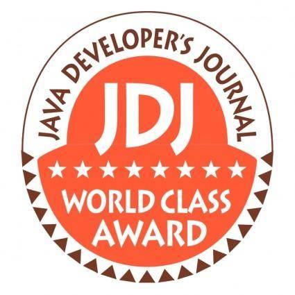 free vector Java developers journal 1