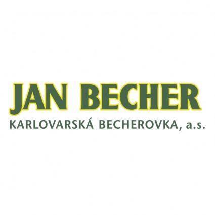 free vector Jan becher
