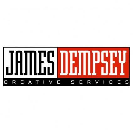 free vector James dempsey creative services