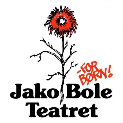 free vector Jako bole teatret