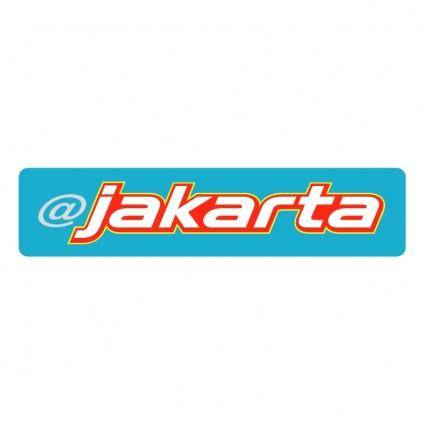 free vector Jakarta