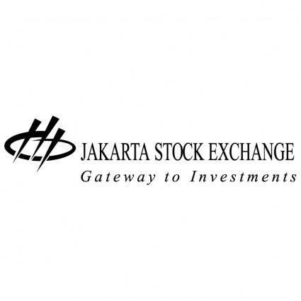 free vector Jakarta stock exchange