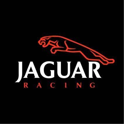 free vector Jaguar racing