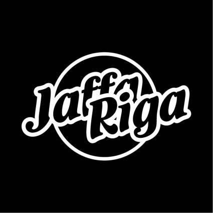 free vector Jaffa riga