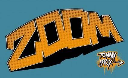 Zoom - design Tommy Brix