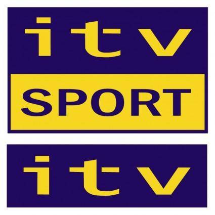 free vector Itv sport