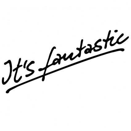 free vector Its fantastic