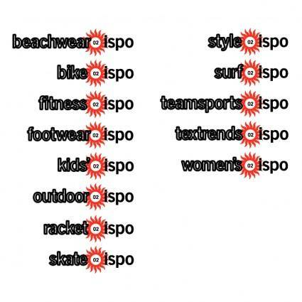 free vector Ispo 1