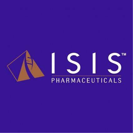 free vector Isis pharmaceuticals