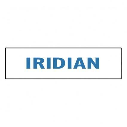 free vector Iridian