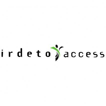 free vector Irdeto access