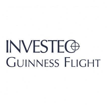 free vector Investec guinness flight