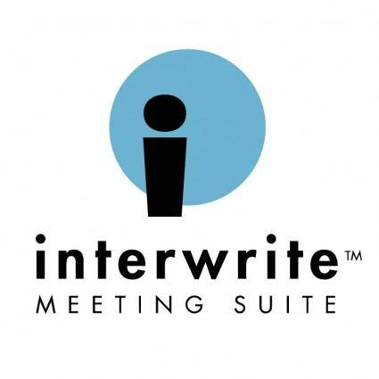 Interwrite meeting suite