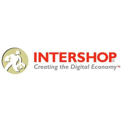 free vector Intershop 0