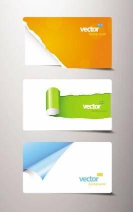 free vector The tears card 04 vector