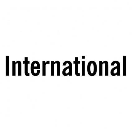 free vector International 1