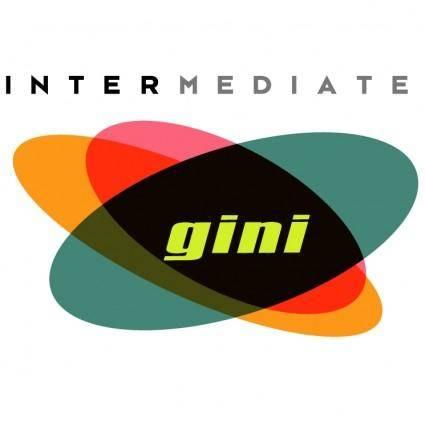 free vector Intermediate gini