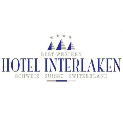 free vector Interlaken hotel
