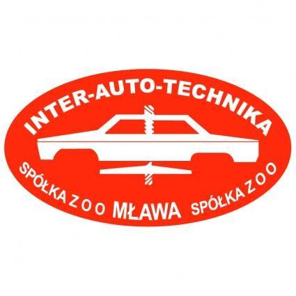 free vector Inter auto technika