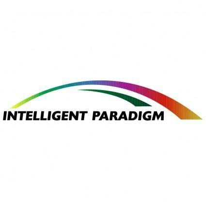 free vector Intelligent paradigm