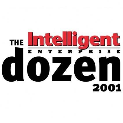 free vector Intelligent enterprise