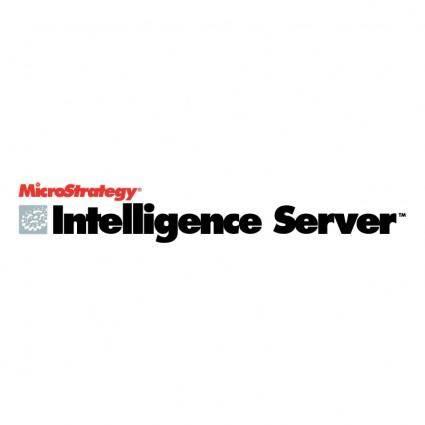 Intelligence server