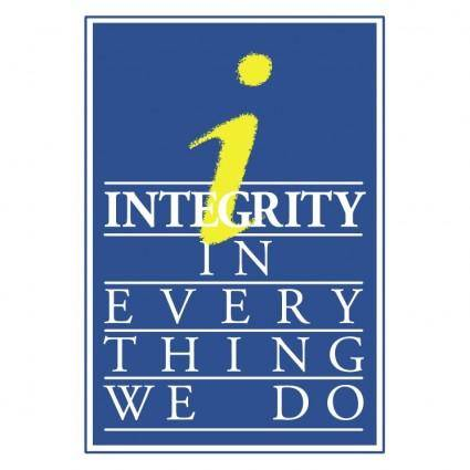 Integrity in every thing we do