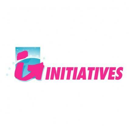 free vector Initiatives