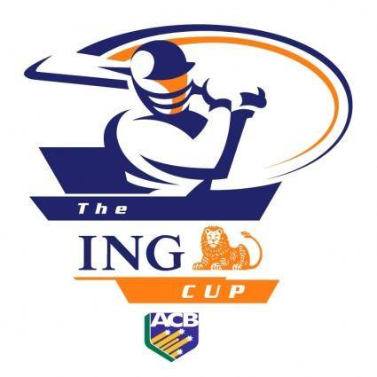 free vector Ing cup