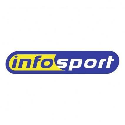 free vector Infosport