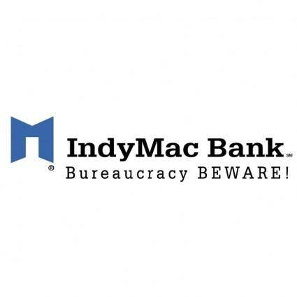free vector Indymac bank