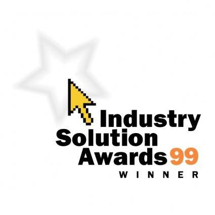Industry solution awards