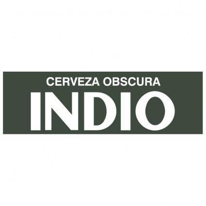 free vector Indio