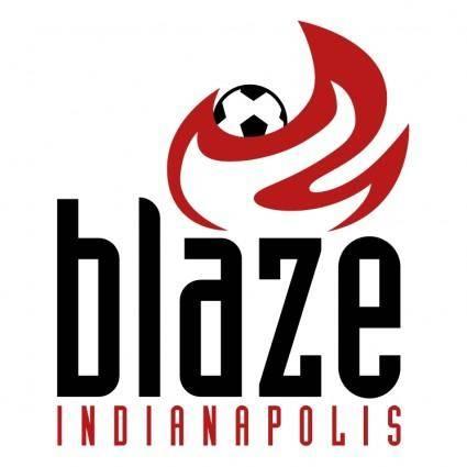 Indiana blaze