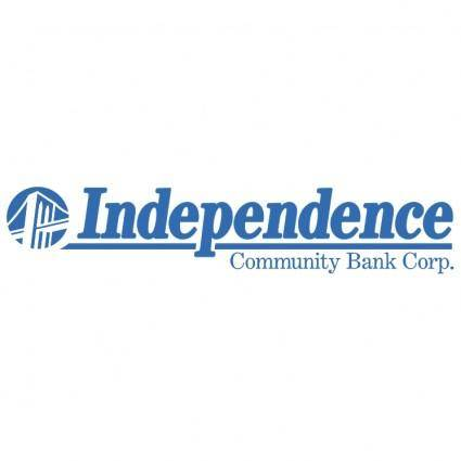 free vector Independence community bank