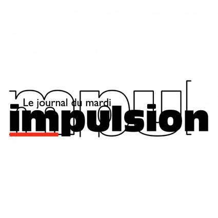 free vector Impulsion