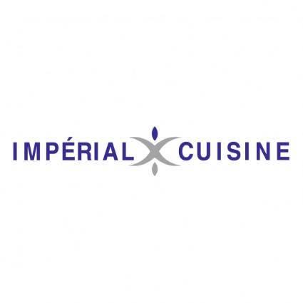 Imperial cuisine