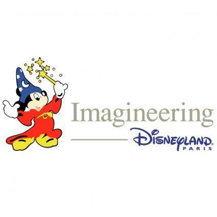 free vector Imagineering disneyland paris