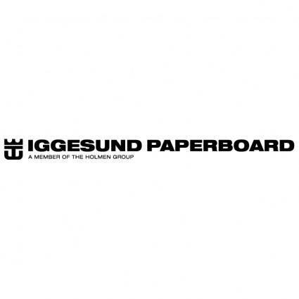 Iggesund paperboard