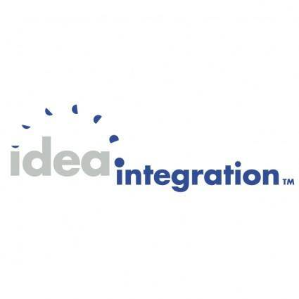 free vector Idea integration